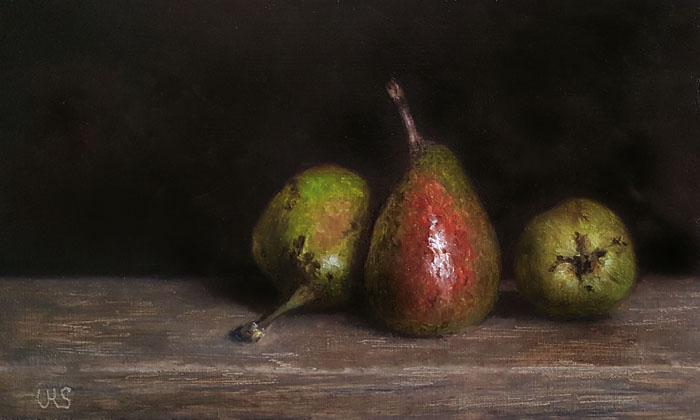 Self-Picked Pears