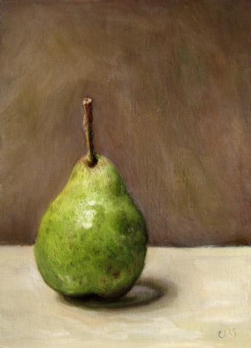 Evening Pear