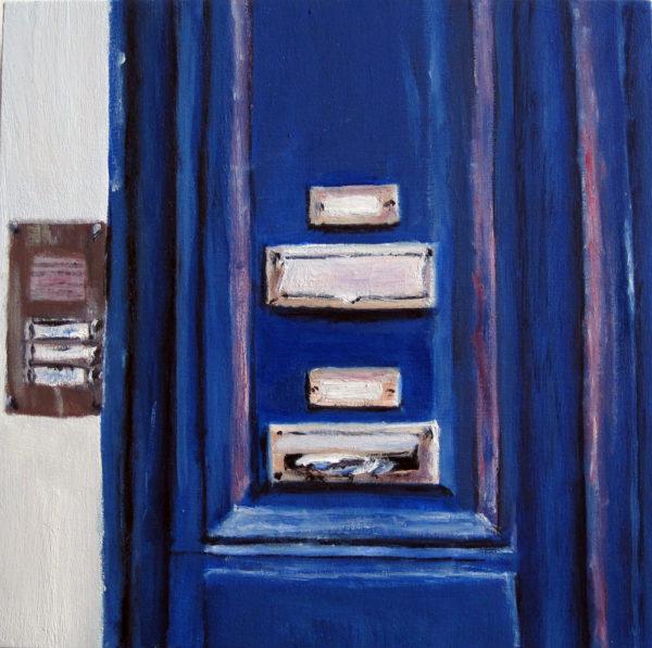 Mailbox in Antwerp