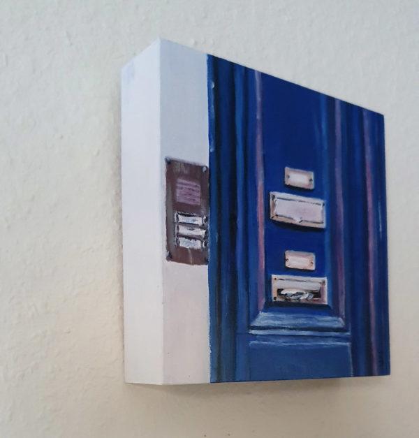 Mailbox in Antwerp side
