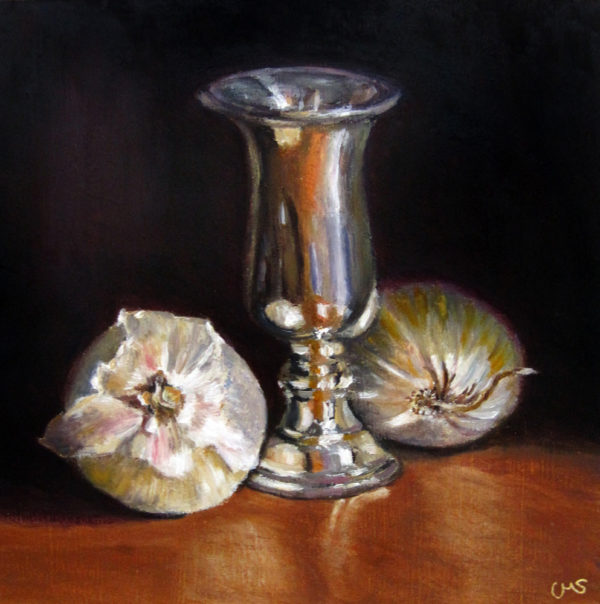 Silver with Onions