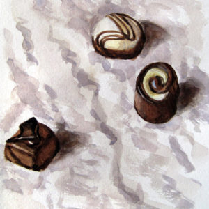 Three Chocolates