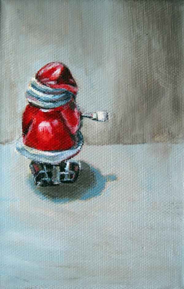 Santa on the Way