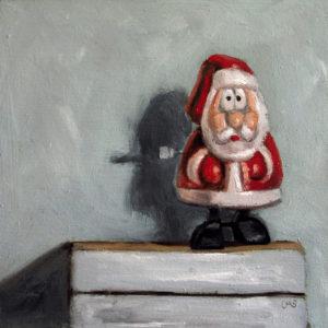 Santa in Panic