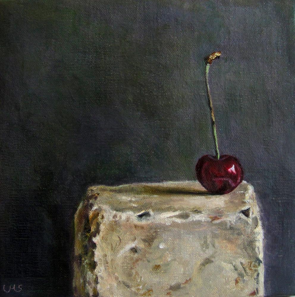 Cherry on Stone