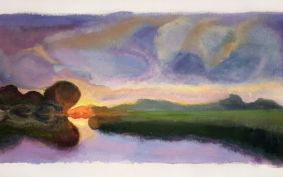 Jutta's Sunset